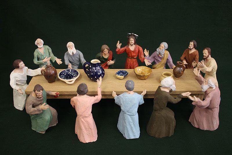 Volkskunst zu Ostern