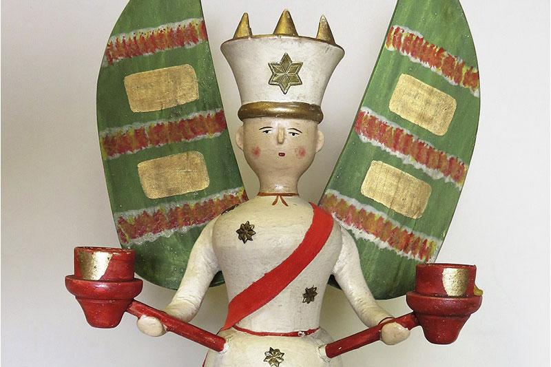 Holzkunst aus Sachsen und Polen 18.8. bis 17.11.19