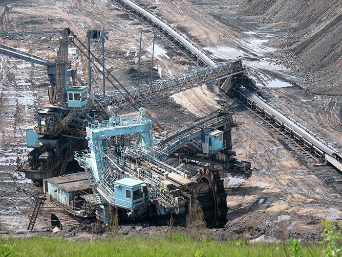 Tagebau Zwenkau